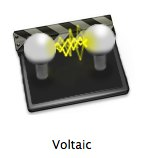 Voltaic AVCHD to Quicktime Converter