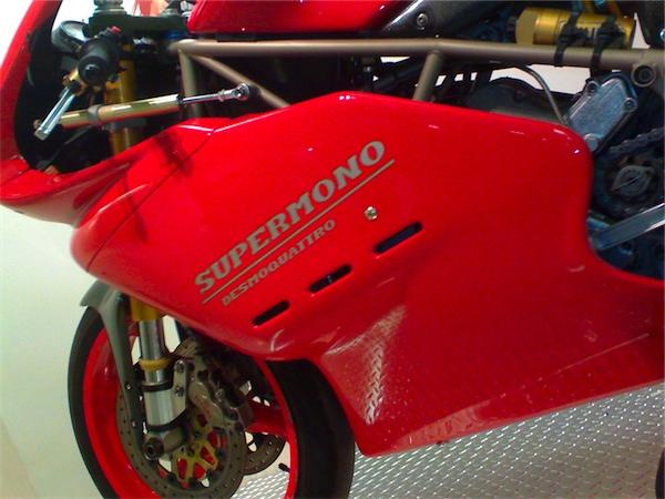 Ducati Supermono Special
