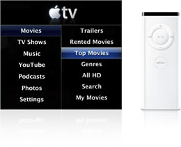 Apple TV Software 2