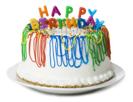 Erste Jahr Happy Birthday IT Essentials