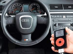 Audi iPod Verbindung